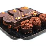 mignardises chocolatées